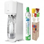 Sodastream Source Metal Edition White Starter Kit
