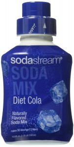 SodaStream Diet Cola flavoured Syrup 500mL