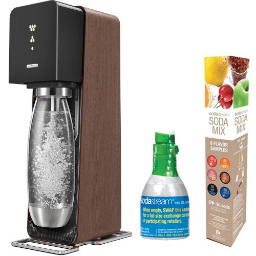 SodaStream Source Black-Light Wood Machine