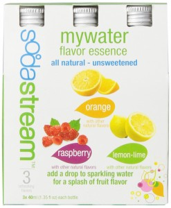 SodaStream MyWater Variety