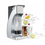 Cuisinart SMS-201S Sparkling Beverage Maker Silver